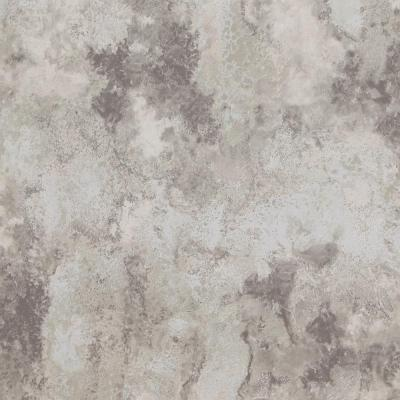 Walls Republic Concrete Cloudy Abstract Grey Wallpaper-R4667-218004-ESS - The Home Depot