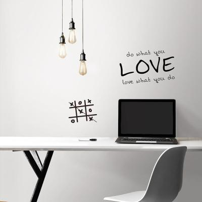 NuWallpaper 30.75 sq. ft. Dry Erase Peel and Stick Wallpaper-NU2497 - The Home Depot