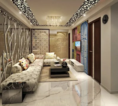 3BHK Flat Interior Design and Decorate at Alwar by Design Consultant | homify