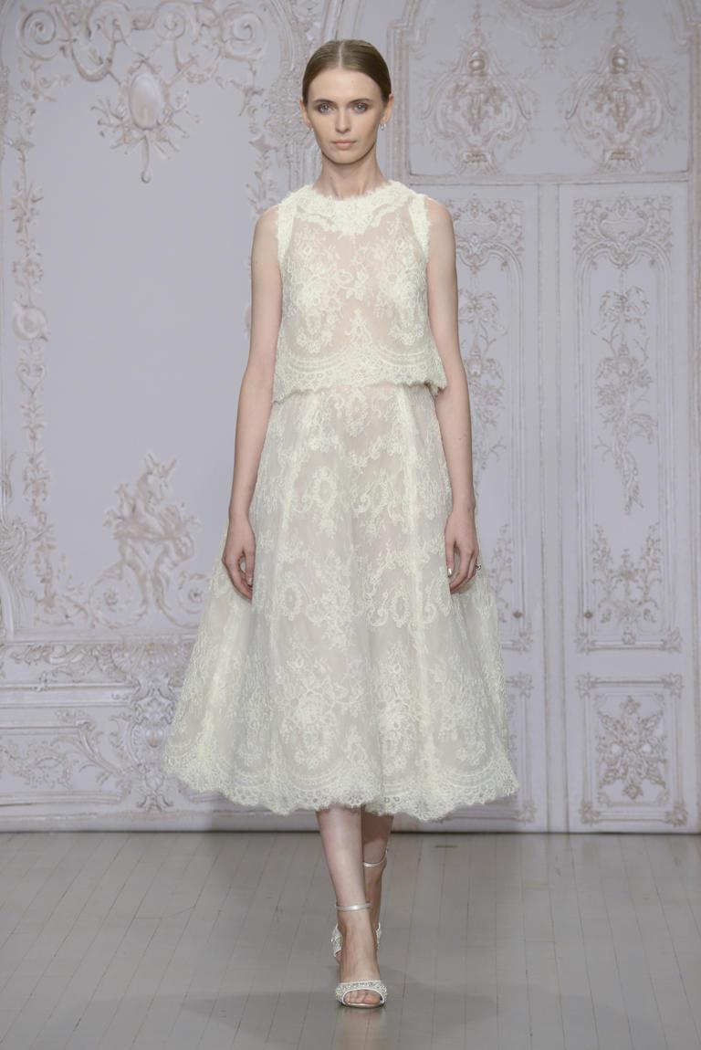 10 two piece wedding outfits b two piece wedding dress 07 27 dress8