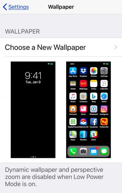How to change the iPhone wallpaper | Macworld