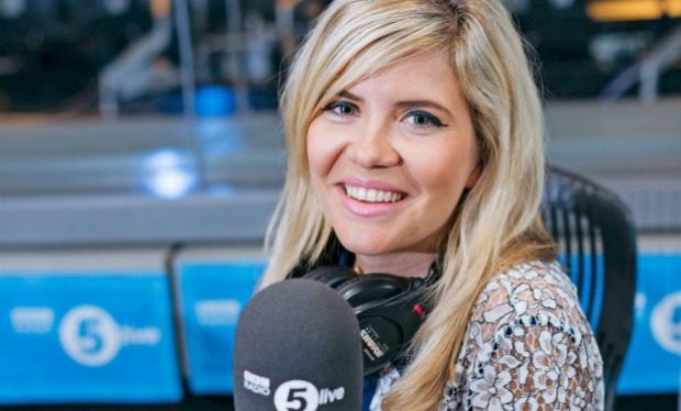 BBC Radio 5 Live   Radio Times New voice   Emma Barnett is on a mission to smash taboos on Radio 5 Live