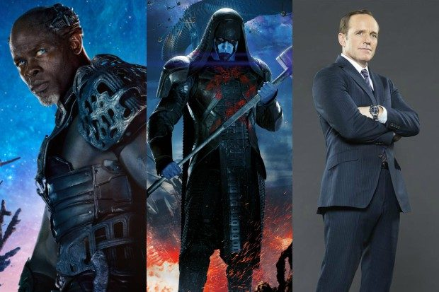 Captain Marvel casts Lee Pace  Djimon Hounsou and Clark Gregg     Djimon Hounsou  Lee Pace and Clark Gregg as Korath the Pursuer  Ronan the  Accuser
