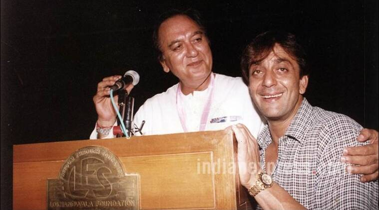 Here s a glimpse of the truly special bond that Sunil and Sanjay     sanjay dutt and father sunil dutt
