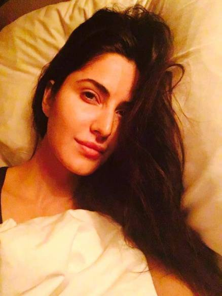 PHOTOS: Katrina Kaif's selfies are a proof that she doesn't need makeup to look pretty | The ...