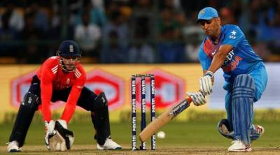 Live Cricket Score India vs England 3rd T20I: India 180/4 as MS Dhoni scores maiden fifty ...
