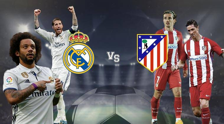 Real Madrid vs Atletico Madrid Live, Champions League semifinal: Real Madrid host Atletico for ...