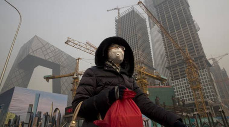 Key to Beijing s fight against smog  Accurate forecast a fortnight     beijing  air pollution  china smog  delhi pollution  china air pollution