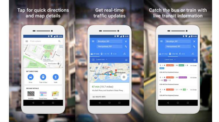 Google Maps Go app now available on the Play store  but there s a     Google Maps Go can be downloaded from the Play store in India