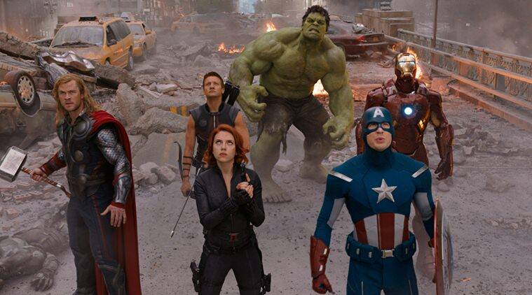Road to Avengers Infinity War   The best and worst of The Avengers     avengers movie