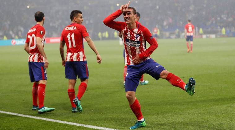 Atletico Madrid ripe for fresh title bid after keeping Antoine     Europa League  Atletico Madrid