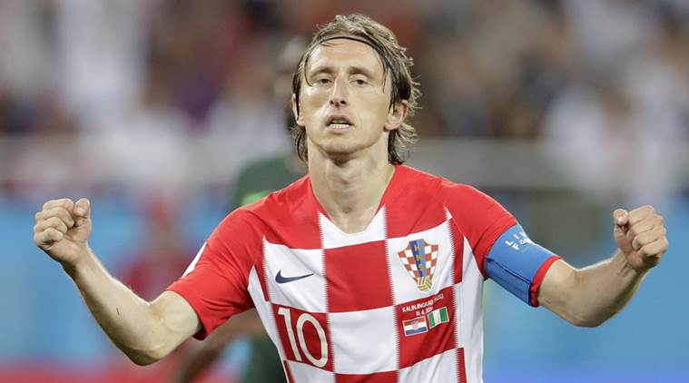FIFA World Cup 2018: Luka Modric ready for Argentina challenge after scripting Croatia victory ...