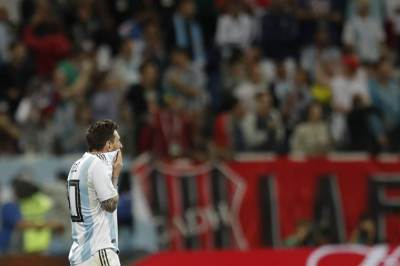 FIFA World Cup Argentina vs Croatia highlights: Argentina on the brink after 3-0 loss to Croatia ...