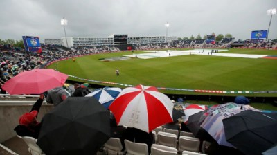 India vs New Zealand: Nottingham weather today, IND vs NZ World Cup 2019 Rain may force delayed ...