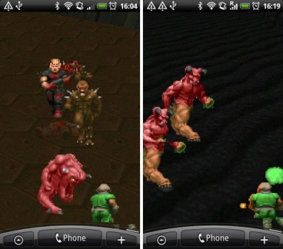 Doom live wallpaper for Android
