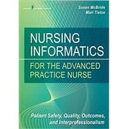 9780826124883 | Nursing Informatics for the ... | Knetbooks