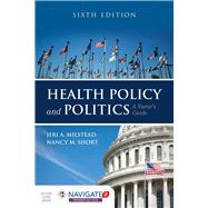 9781284126372 | Health Policy and Politics | Knetbooks