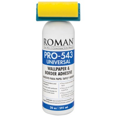 Shop Roman GH-57 20-oz Wallpaper Adhesive at Lowes.com