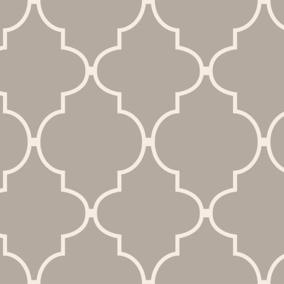 Shop allen + roth Taupe Peelable Vinyl Prepasted Textured Wallpaper at Lowes.com