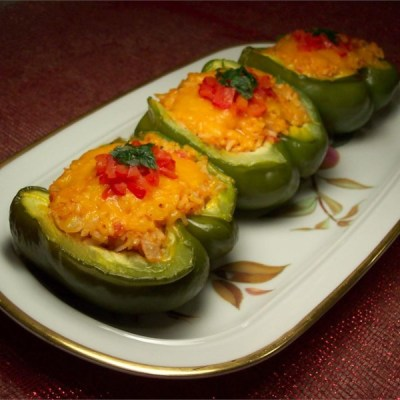 Stuffed Bell Peppers Photos - Allrecipes.com