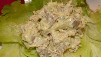Crunchy Turkey Salad Recipe - Allrecipes.com