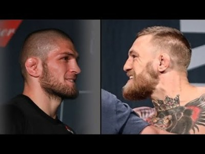 ALL the Conor McGregor vs Khabib Nurmagomedov Trash Talk MMA Video