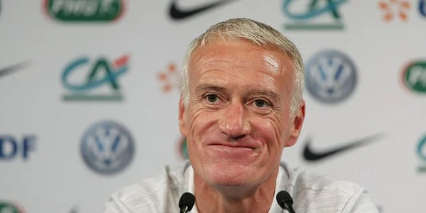 FIFA World Cup 2018  Time for Didier Deschamps to deliver with     France coach Didier Deschamps   AP
