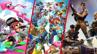 The Best Online Multiplayer Games On Nintendo Switch ...