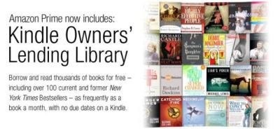 Amazon Prime Book Lending: Your FAQs Answered | PCWorld