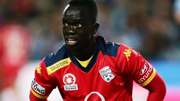 Ex Adelaide winger Awer Mabil on his difficult Danish season | Football Federation Australia