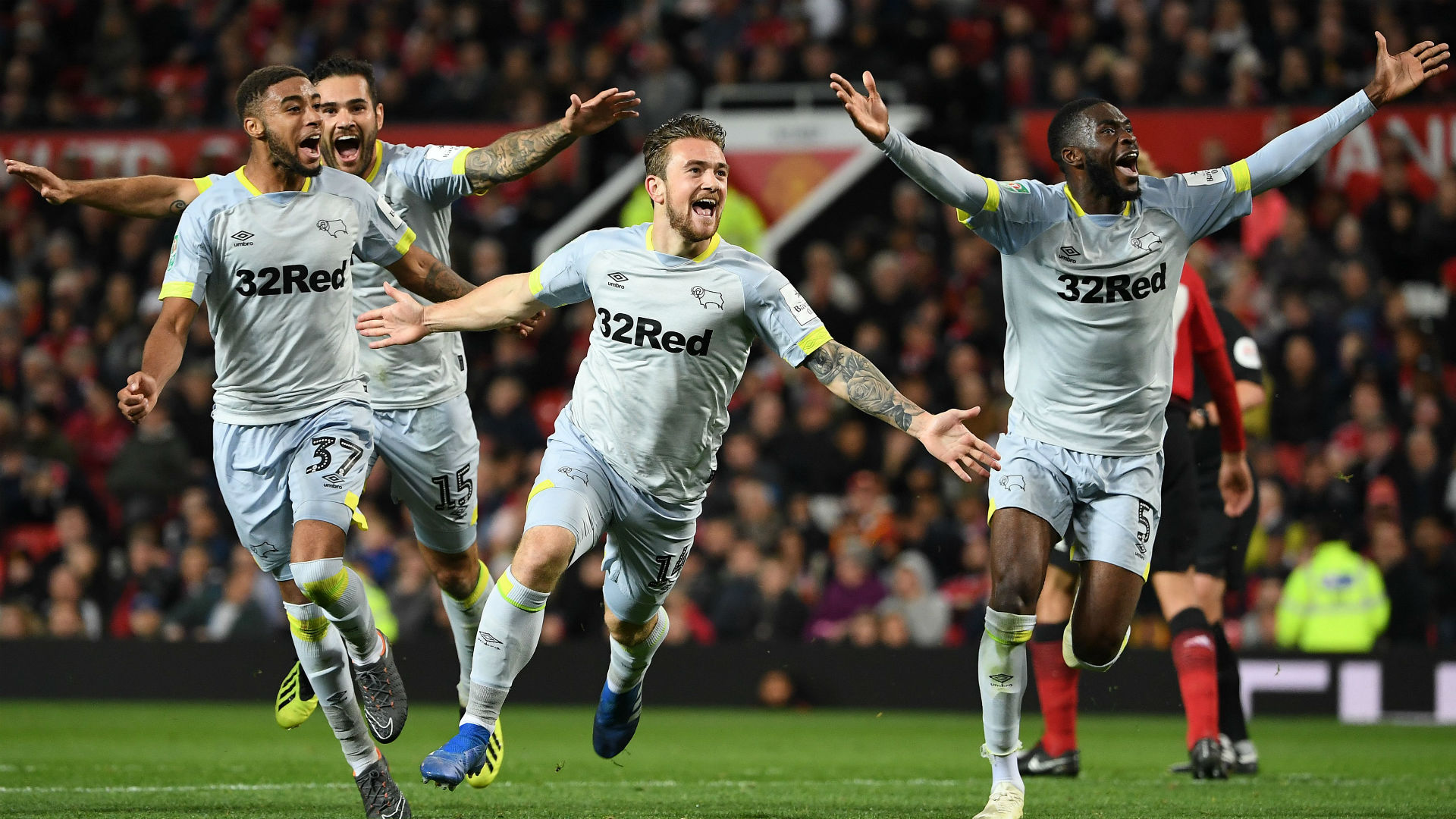 Man Utd vs Derby: Humiliating Carabao Cup exit to apprentice Lampard exit puts Mourinho back ...