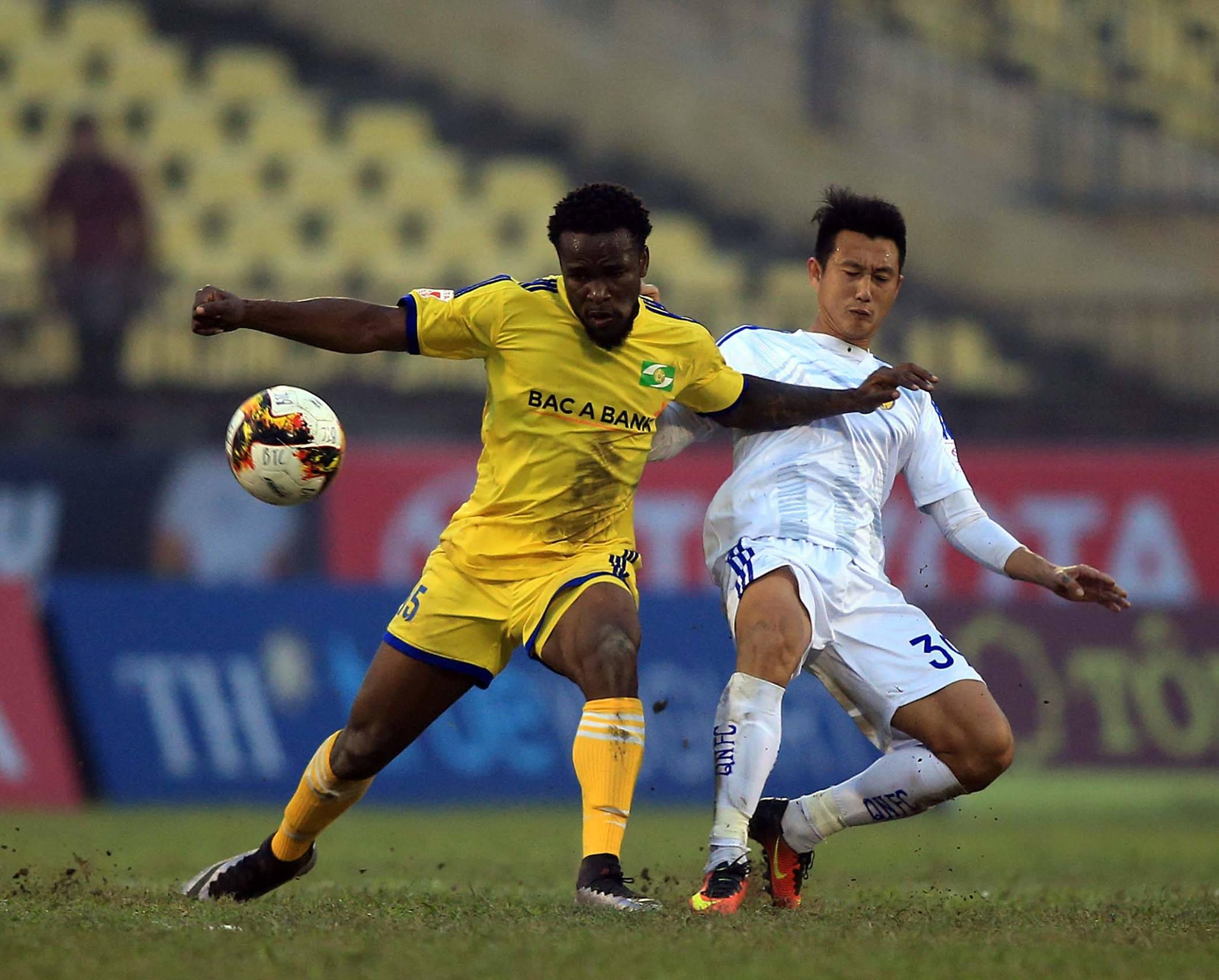 SLNA đối mặt nhiều thử thách tại sân Cẩm Phả | Goal.com