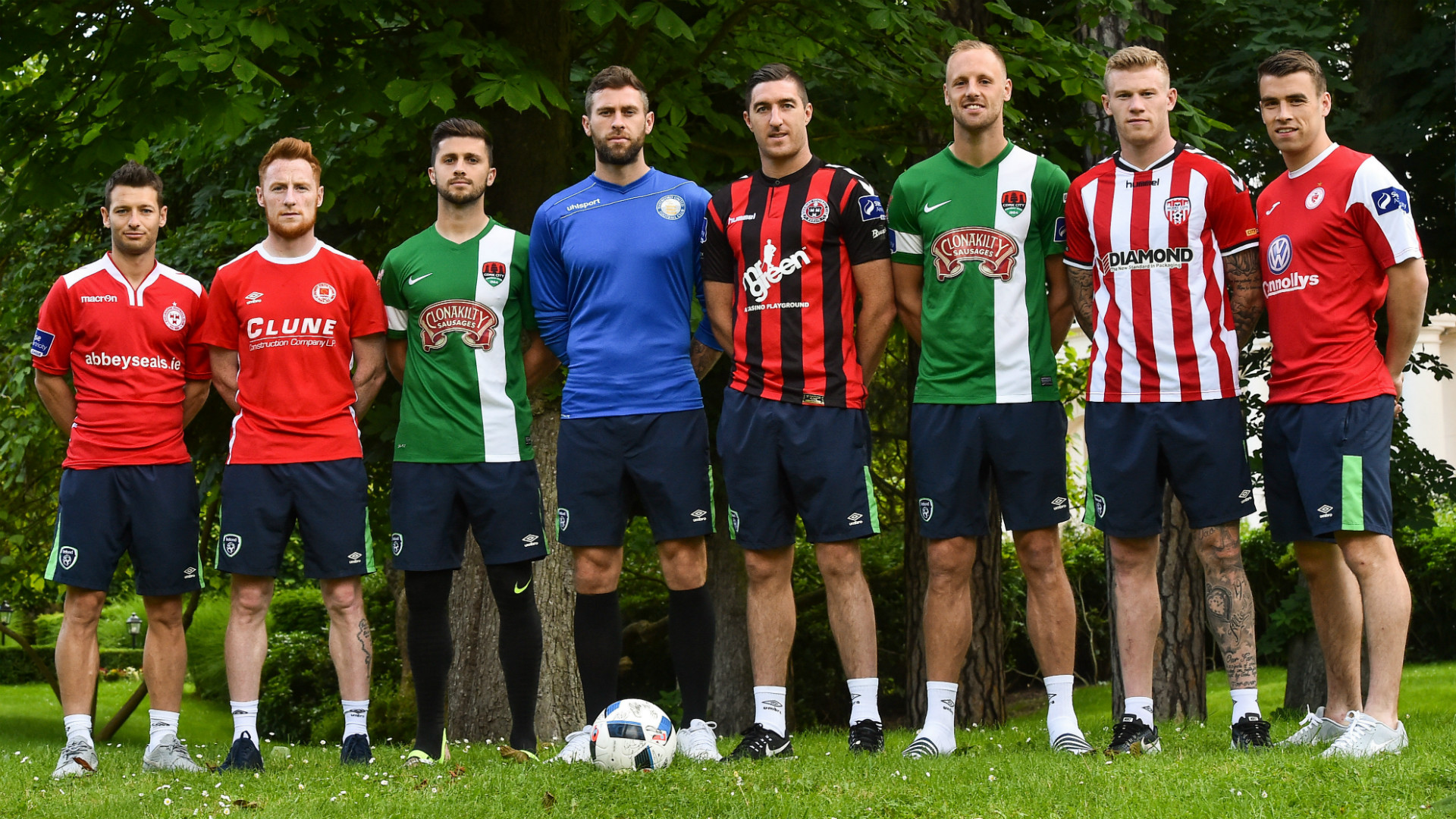 League of Ireland jersey photo must be more than one-off | Goal.com