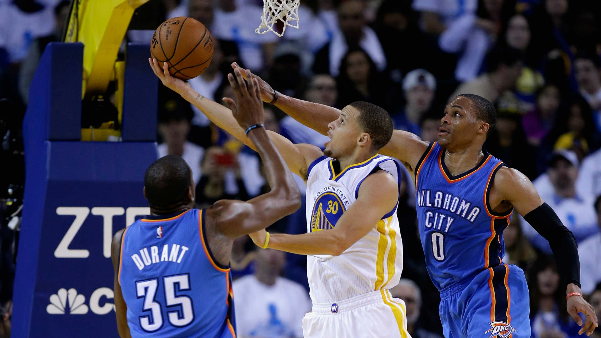 Warriors vs. Thunder: NBA Western Conference finals schedule, times, TV, prediction | NBA ...