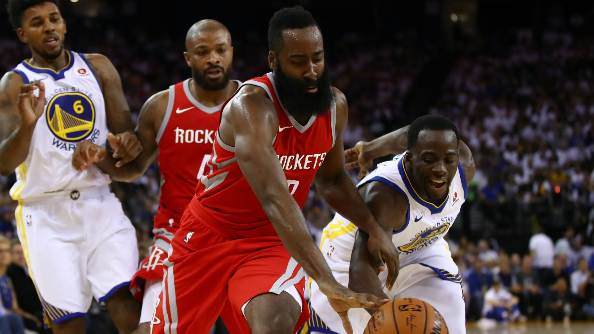 Rockets vs. Warriors: Preview, predictions as Western Conference powerhouses collide | NBA ...