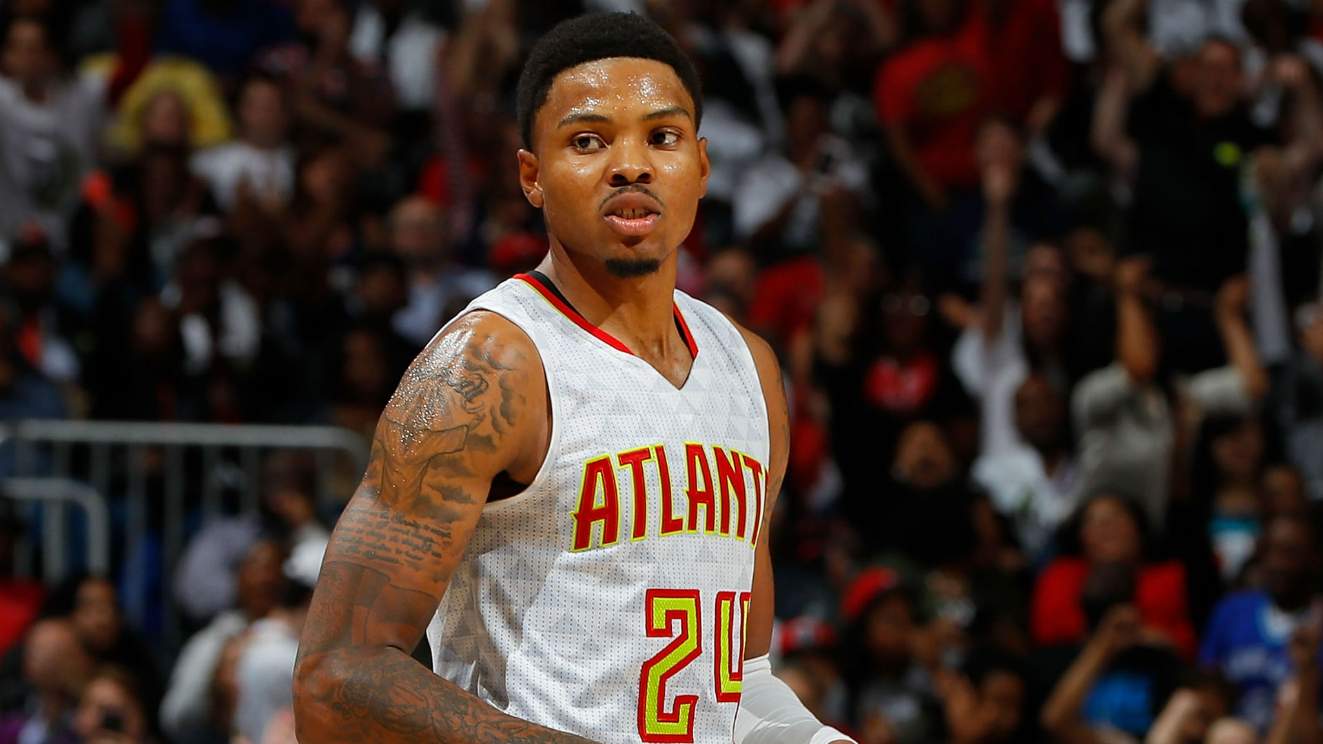 SN exclusive: Kent Bazemore breaks with Steph Curry on opinion of Donald Trump | NBA | Sporting News
