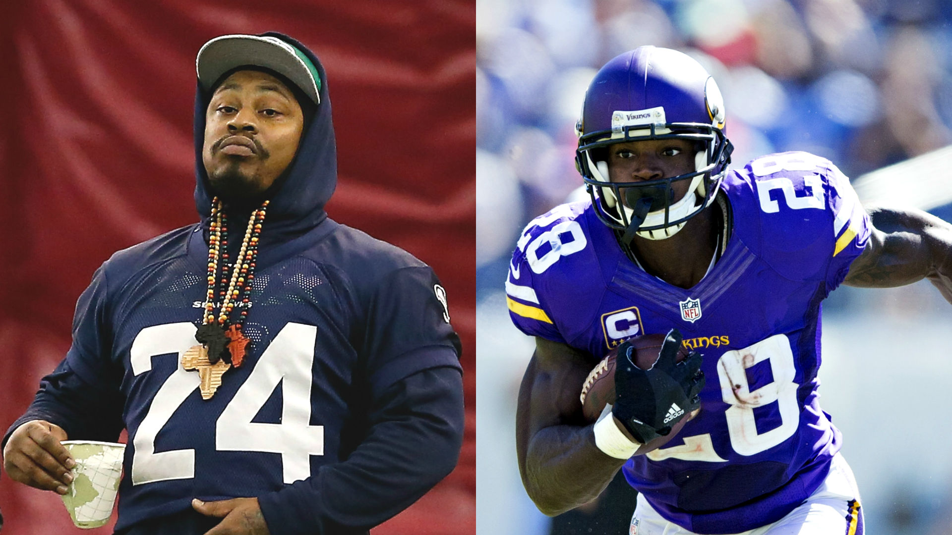 Is Marshawn Lynch a better option than all available RBs in free agency? | NFL | Sporting News