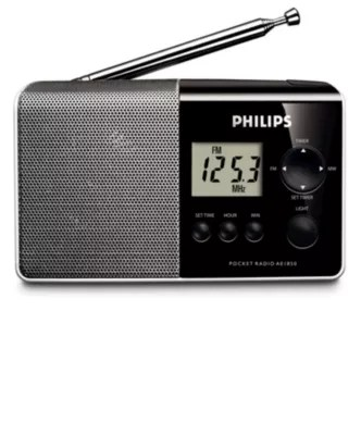 Portable Radio AE1850 00   Philips Portable Radio