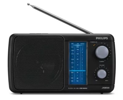 Portable Radio RL4250 94   Philips Portable Radio