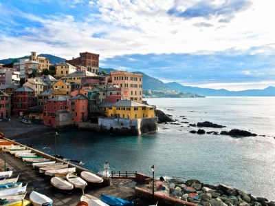 Photo boccadasse genua in Genoa - Pictures and Images of Genoa - 550x412 - Autore: Michaela Mineo