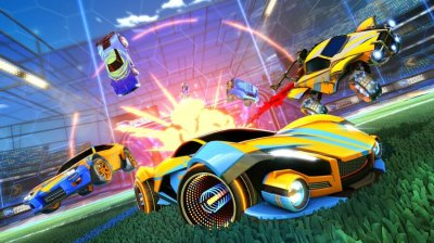 Rocket League Cross-Play Seems Likely on the PS4 - Push Square
