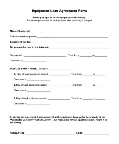 57+ Basic Agreement Forms | Sample Templates