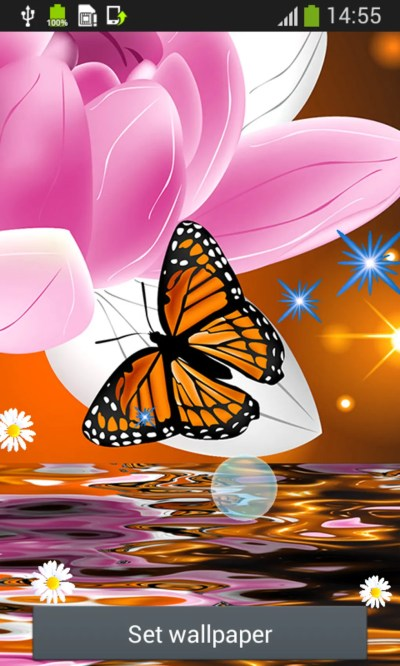 Butterfly Live Wallpapers for Android - Download