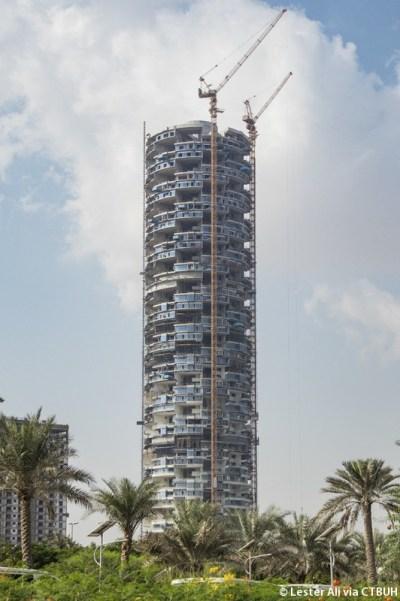 FIVE Jumeirah Village Dubai - The Skyscraper Center