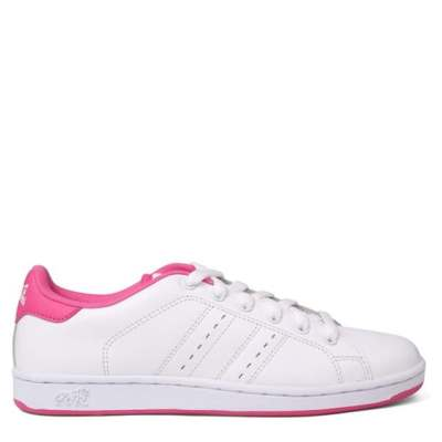 Lonsdale | Lonsdale Leyton Leather Junior Trainers ...