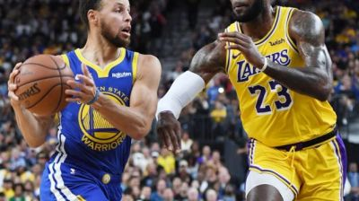 Lakers vs Warriors posts preseason record ratings - SportsPro Media