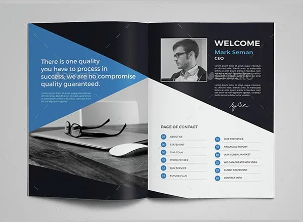 advertisement brochure sample   Haci saecsa co advertisement brochure sample