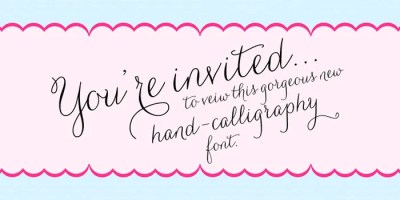 20+ Girly Fonts - Free Fonts | Free & Premium Templates