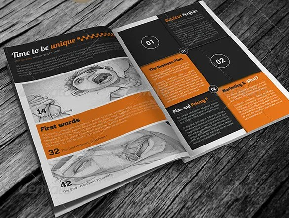 sample online brochure builder      Free Press Templates   Full Images     Online Brochure Making Tools 20 Free Online Tools Download Free online  brochure maker for school design