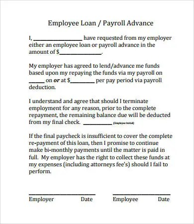Simple Loan Agreement - 10+ Free PDF, Word Documents Download | Free & Premium Templates